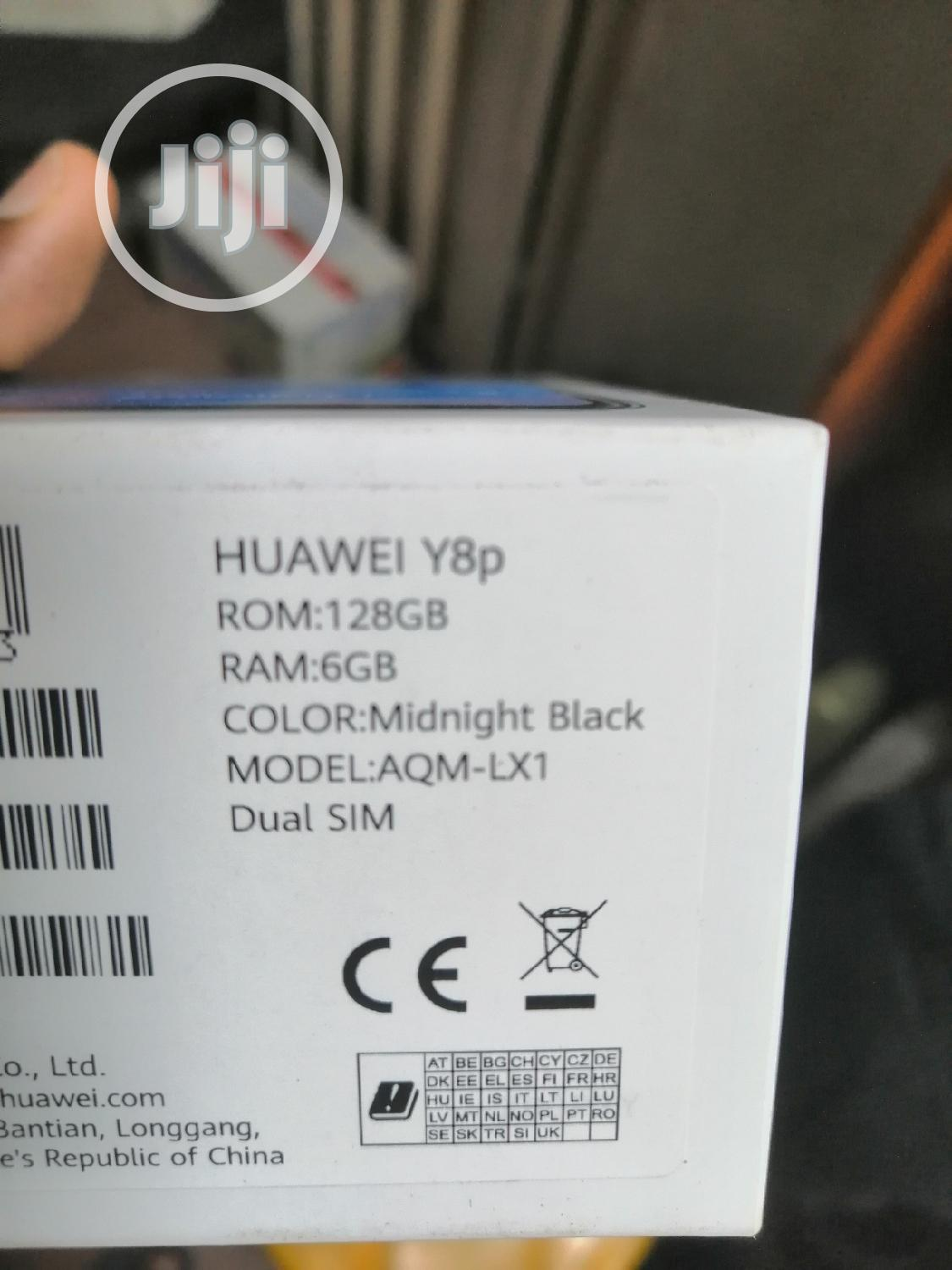 New Huawei Y8p 128 GB | Mobile Phones for sale in Ikeja, Lagos State, Nigeria
