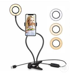 Selfie Ring Light With Cell Phone Holder Stand | Accessories & Supplies for Electronics for sale in Abuja (FCT) State, Jabi