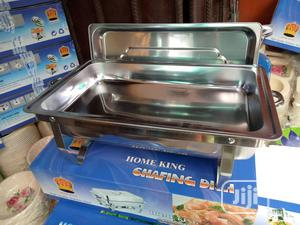 Stainless Steel Heavy Duty 9L Chafing Dish Food Warma | Restaurant & Catering Equipment for sale in Lagos State, Surulere