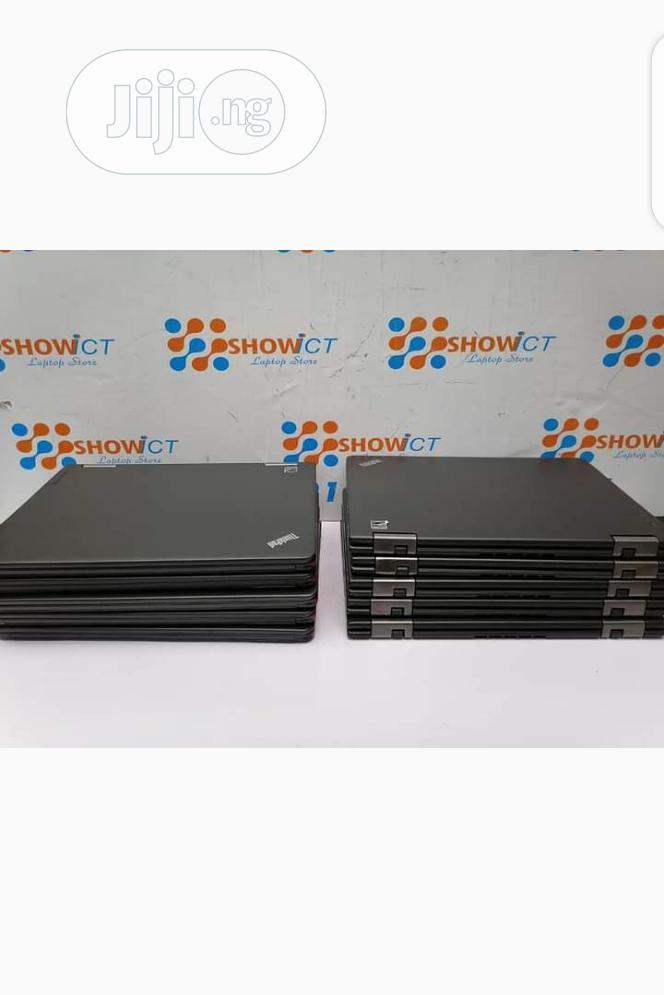 Archive: Laptop Lenovo ThinkPad Yoga 8GB Intel Core I5 SSD 128GB