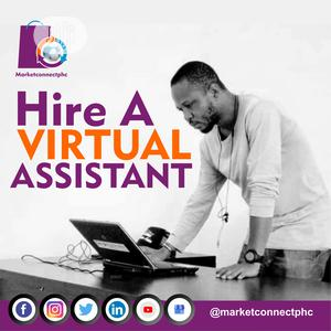 Virtual Assistant | Computer & IT Services for sale in Rivers State, Port-Harcourt