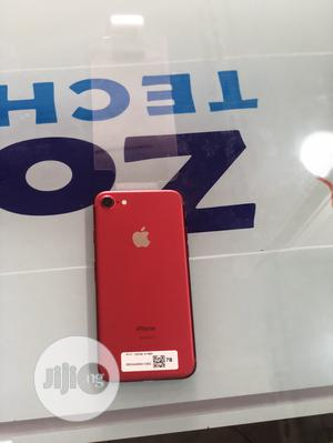 Apple iPhone 7 128 GB Red   Mobile Phones for sale in Kwara State, Ilorin West