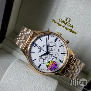 Omega Chronograph Chain Wristwatch | Watches for sale in Lagos State