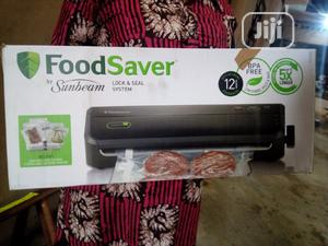 Sunbeam Food Saver Sealer( Lock And Seal System),BPA Free. | Manufacturing Equipment for sale in Lagos State, Ojo