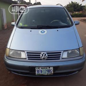 Volkswagen Sharan 2000 Blue | Cars for sale in Edo State, Egor