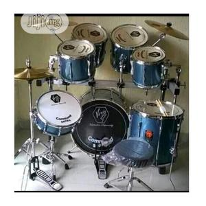 Virgin 7 Piece Drum Set | Musical Instruments & Gear for sale in Lagos State, Ojo