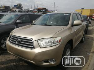 Toyota Highlander 2010 Gold | Cars for sale in Lagos State, Apapa