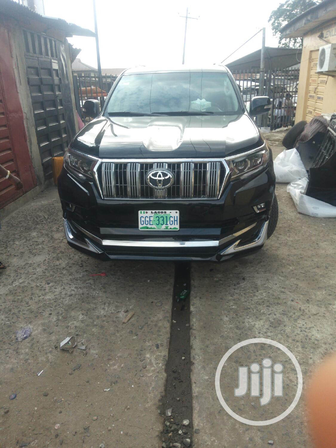 Upgrade Your Toyota Prado 2010 To 2018 Model   Automotive Services for sale in Mushin, Lagos State, Nigeria