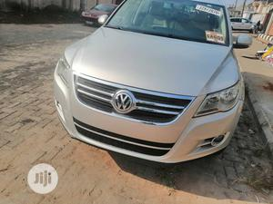 Volkswagen Tiguan 2010 Wolfsburg Edition 4Motion Silver | Cars for sale in Lagos State, Ikeja