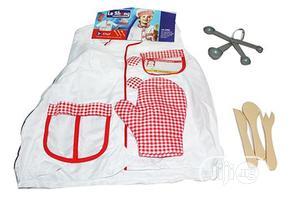Chef Costume Set | Toys for sale in Lagos State, Lagos Island (Eko)