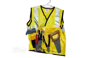 Construction Worker Costume Set | Toys for sale in Lagos State, Lagos Island (Eko)