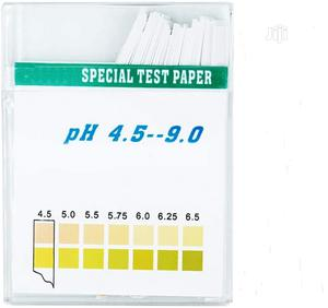 PH 4.5-9.0 Special Test Paper   Tools & Accessories for sale in Lagos State, Ojo