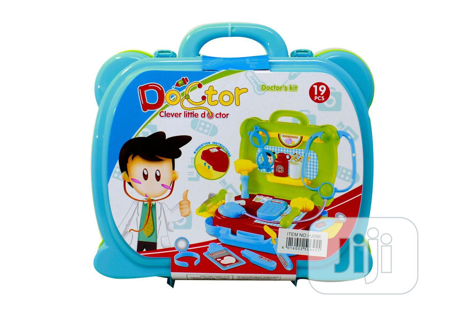 Clever Little Doctor Set