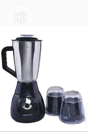 Master Chef 3 in 1 Electric Blender With Mill   Kitchen Appliances for sale in Lagos State, Ikeja