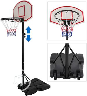 Basketball Hoop Backboard System Stand And Rim | Sports Equipment for sale in Lagos State, Lagos Island (Eko)