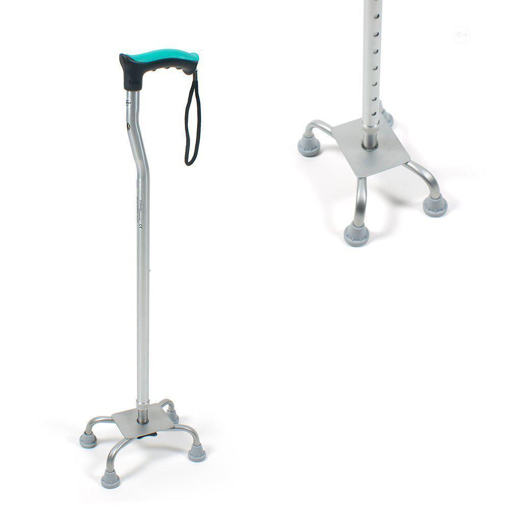 Quadripod Walking Stick