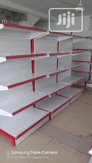 Supermarket Shelves | Store Equipment for sale in Lagos State, Ikeja