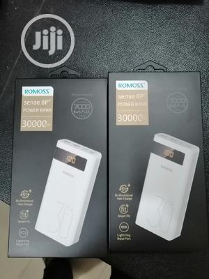 Romoss Power Bank 30,000mah Sense 8p+   Accessories for Mobile Phones & Tablets for sale in Lagos State, Ikeja