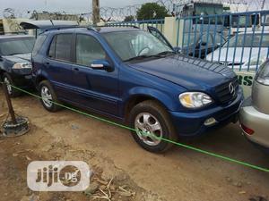 Mercedes-Benz M Class 2005 Blue | Cars for sale in Kaduna State, Zaria