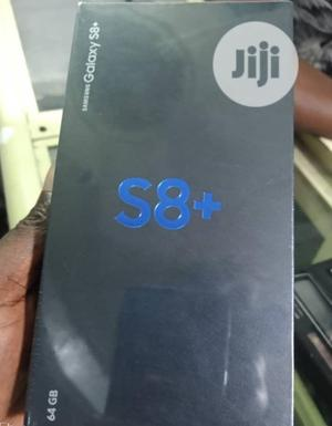 New Samsung Galaxy S8 Plus 64 GB | Mobile Phones for sale in Lagos State, Ikeja