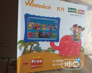 New Wintouch K11 16 GB Black | Tablets for sale in Lagos State, Ifako-Ijaiye