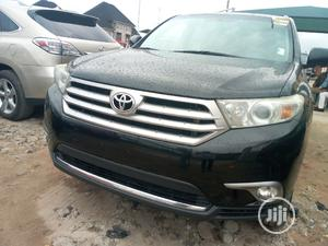 Toyota Highlander Limited 2011 Black | Cars for sale in Lagos State, Amuwo-Odofin