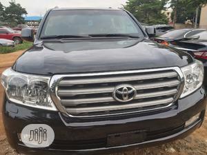 Toyota Land Cruiser 2012 Black | Cars for sale in Abuja (FCT) State, Utako