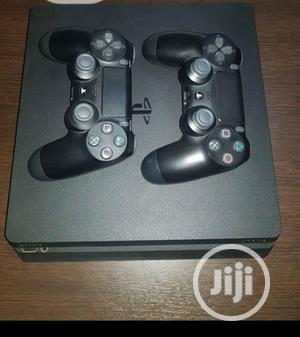 New Ps4 Slim+8 Games+Two Pads | Video Game Consoles for sale in Edo State, Benin City