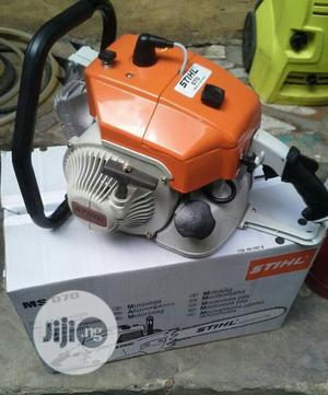 Obi-ng Stihl 070 Heavy Duty Chainsaw   Electrical Hand Tools for sale in Lagos State, Lekki