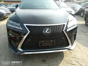 Lexus RX 2018 350L Luxury AWD Black | Cars for sale in Lagos State, Apapa