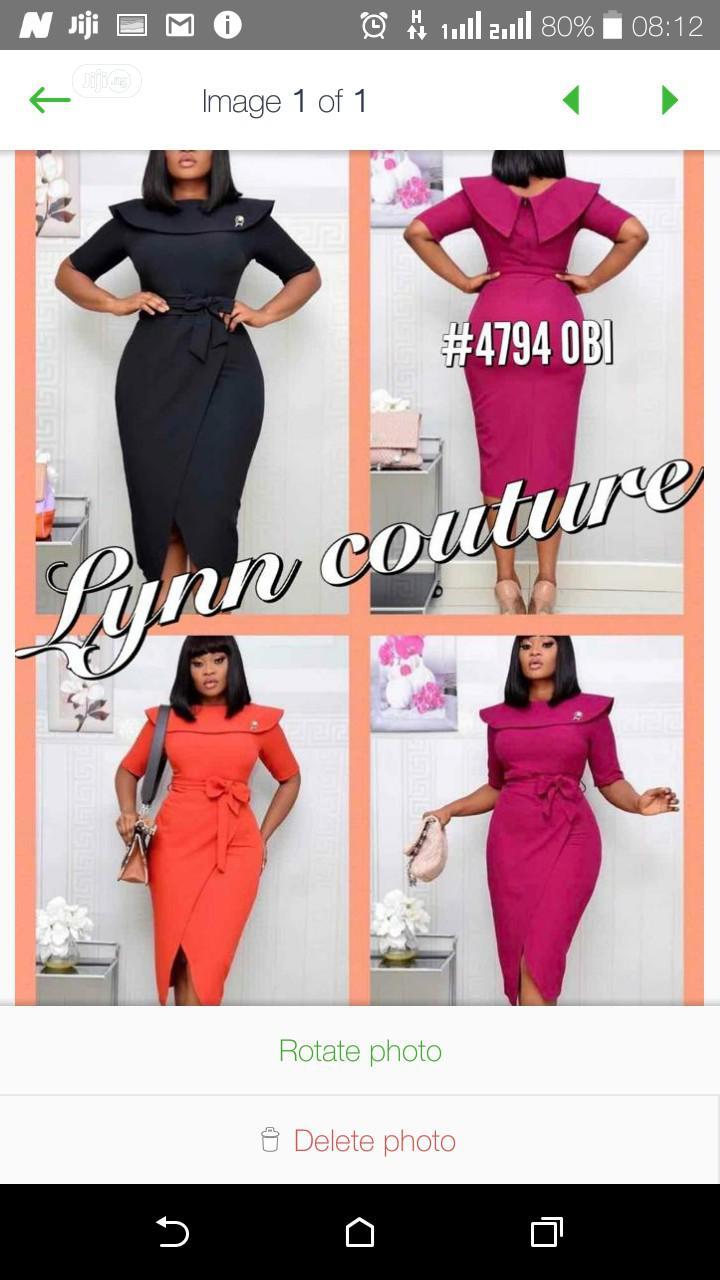Female Quality Gown   Clothing for sale in Lagos Island (Eko), Lagos State, Nigeria