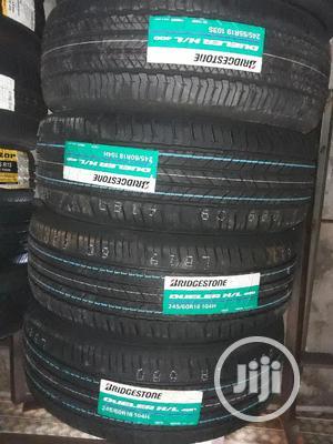 245/60/18 Bridgestone Tyres   Vehicle Parts & Accessories for sale in Lagos State, Ajah