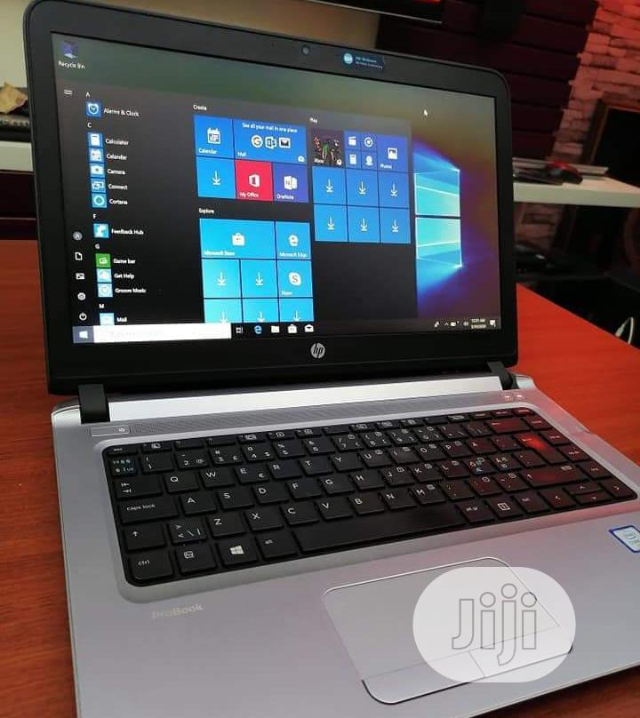 Archive: Laptop HP ProBook 440 G3 8GB Intel Core I5 HDD 500GB