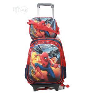 Ultimate Spiderman Trolley Bag   Babies & Kids Accessories for sale in Lagos State, Lagos Island (Eko)