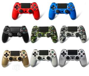 Playstation 4 Dualshock 4 Wireless Controller   Accessories & Supplies for Electronics for sale in Lagos State, Ikeja