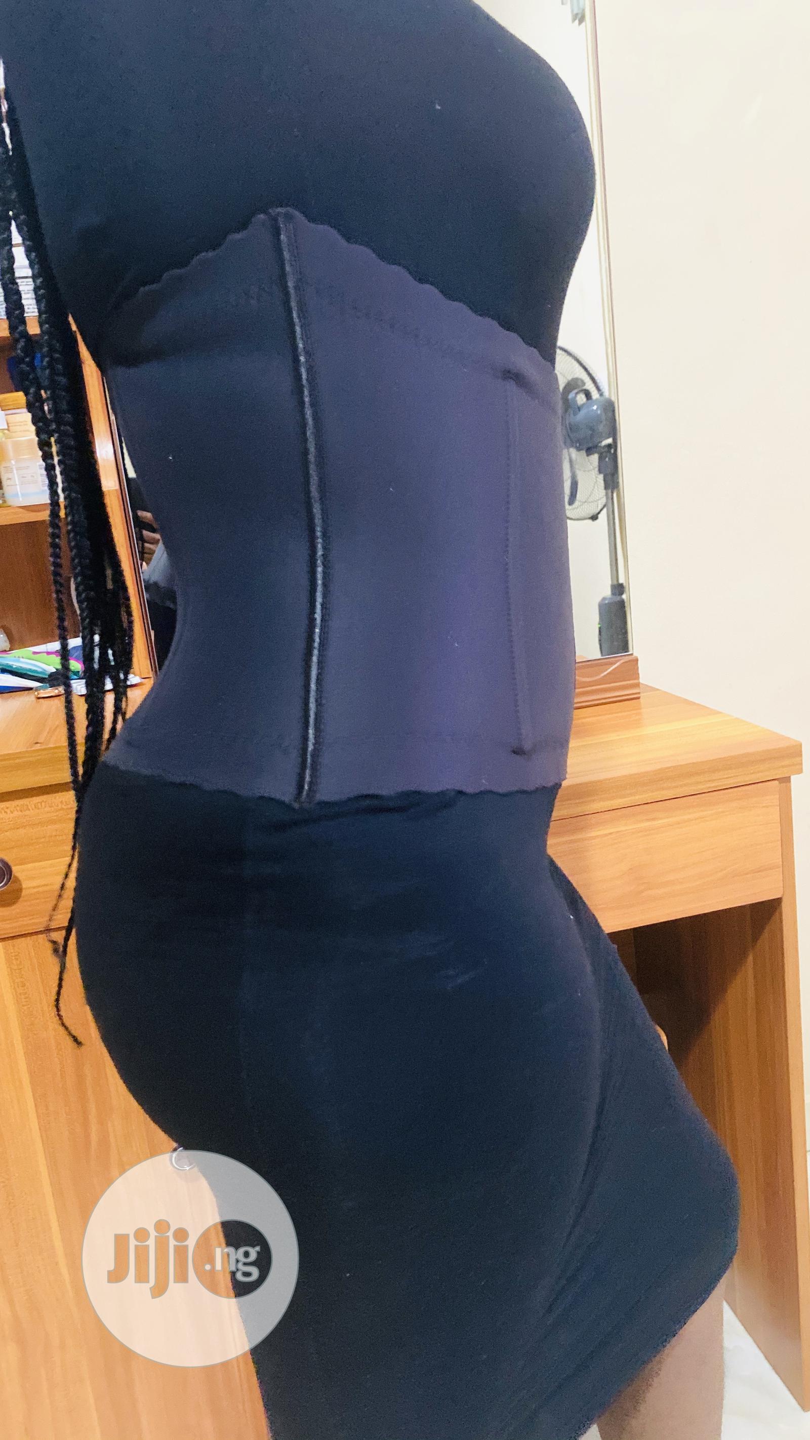 Flat Tummy Belt + Waist Trimmer Belt