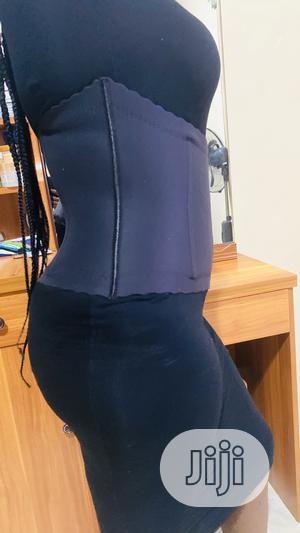 Flat Tummy Belt + Waist Trimmer Belt | Sports Equipment for sale in Oyo State, Ibadan