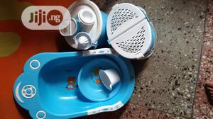 Neat Nursery Co. 8 in 1 Foreign Baby Bath Set - Unisex   Baby & Child Care for sale in Lagos State, Agege