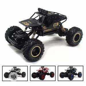 4WD Electric RC Car Rock Crawler Remote Control Toy | Toys for sale in Lagos State, Ajah