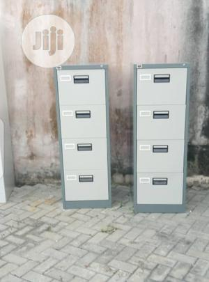 New Quality 4 Step Metal Cabinet With Side Lock   Furniture for sale in Lagos State, Lagos Island (Eko)