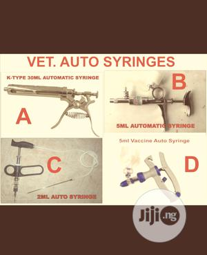Vet Auto Syringes | Pet's Accessories for sale in Rivers State, Port-Harcourt