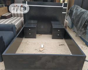 41/2*6ft Modern Bedframe | Furniture for sale in Lagos State, Isolo