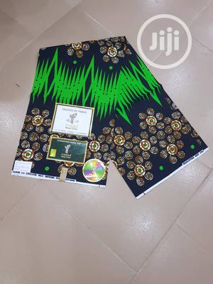 New Classic 100% Ankara Fabric 6 Yards   Clothing for sale in Lagos State, Ojo