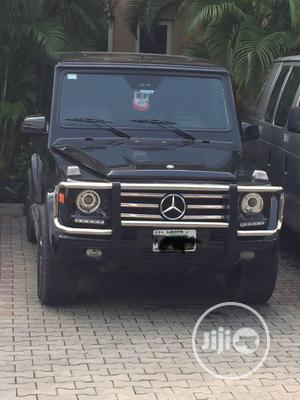 Mercedes-Benz G-Class 2005 Base G 55 AMG 4x4 Black | Cars for sale in Lagos State, Ikoyi