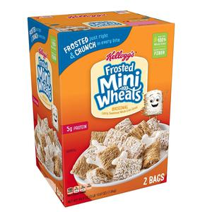 Frosted Mini Wheats 2 Bags | Meals & Drinks for sale in Lagos State, Ajah