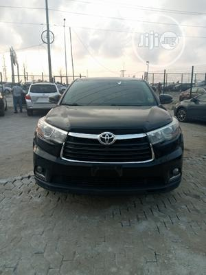 Toyota Highlander 2015 Black   Cars for sale in Lagos State, Maryland