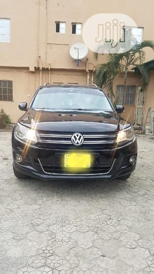 Volkswagen Tiguan 2013 Black   Cars for sale in Lagos State, Lekki