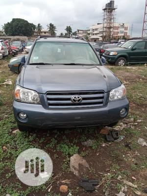Toyota Highlander 2007 Limited V6 Gray | Cars for sale in Lagos State, Apapa