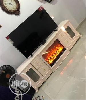 Imported Fireplace TV Stand   Furniture for sale in Lagos State, Apapa