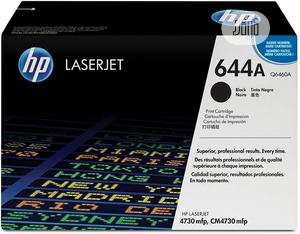 644a Lasejet Toner - Black - Q6460 | Printers & Scanners for sale in Lagos State, Ikoyi